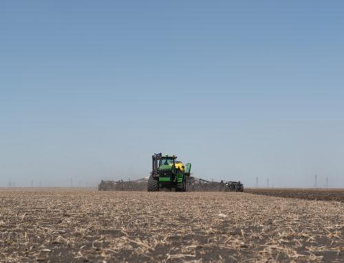 Banding Fertilizer